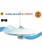 MARINE OMNIDIRECTIONAL DVBT TV ANTENNA - 2010 MODEL - ONLY 5 PCS AVAILABLE!