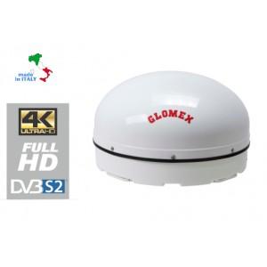 DISCOVERY 2 - STATIONARY Satellite TV Antenna