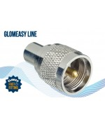 RA352 - FME MALE TO PL259 MALE ADAPTOR - Glomeasy line