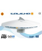 V9125/12 - TALITHA - OMNIDIRECTIONAL DVBT TV ANTENNA, 25cm diam.
