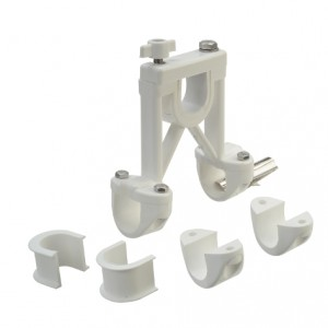 RA119 - STAND-OFF BRACKET IN REINFORCED NYLON