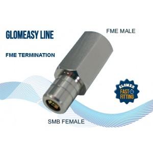 SMB plug to FME plug adapter for DAB radio a